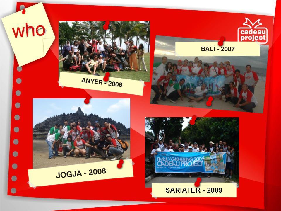 SARIATER - 2009