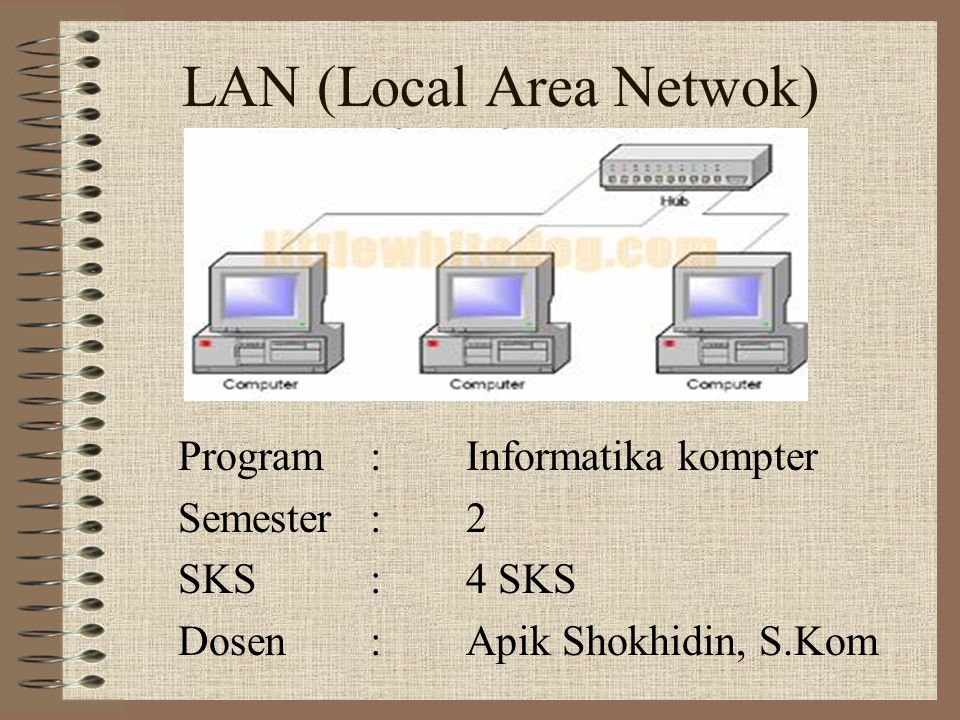 LAN (Local Area Netwok)
