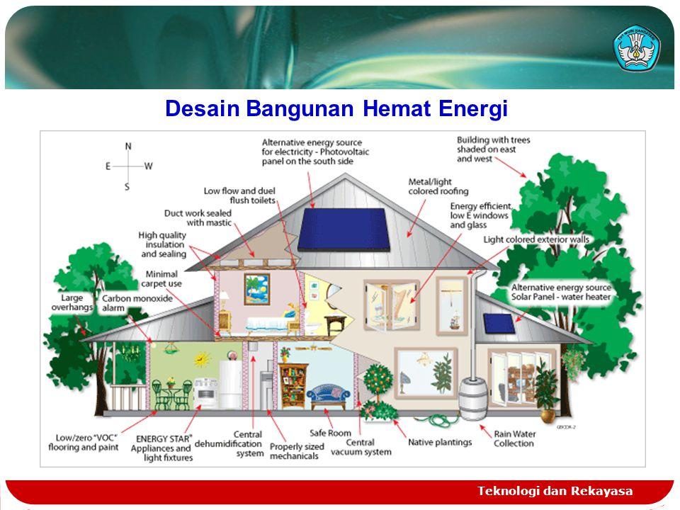 Desain Bangunan Hemat Energi