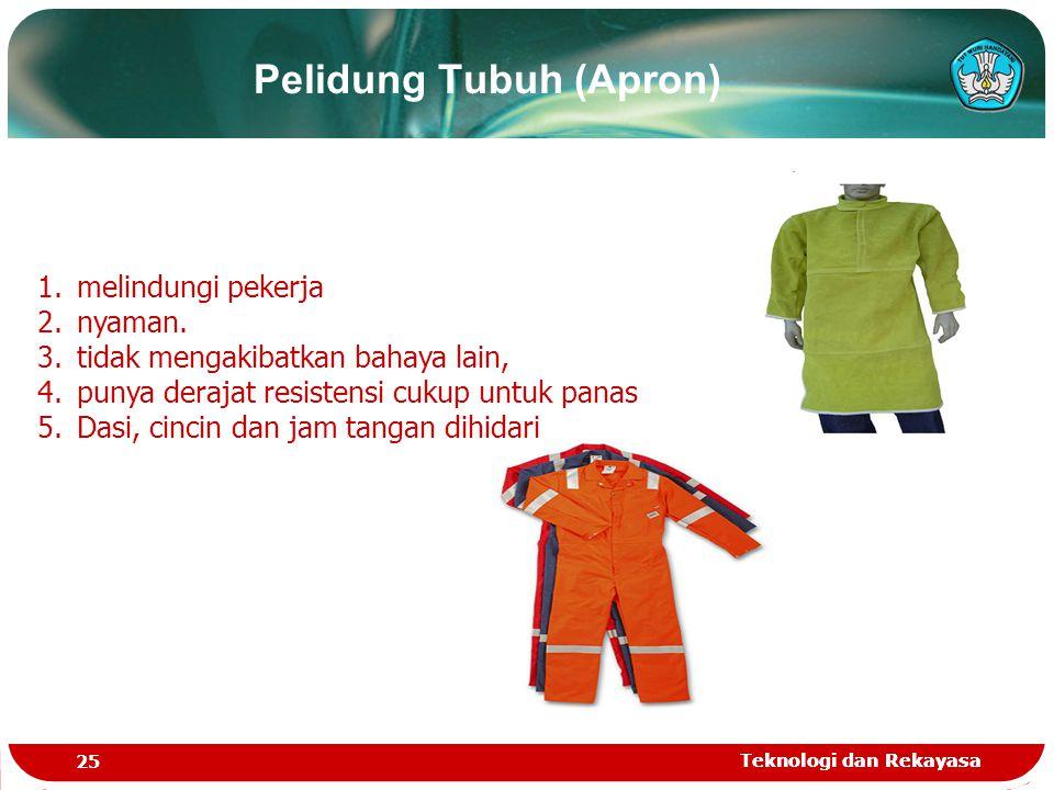 Pelidung Tubuh (Apron)