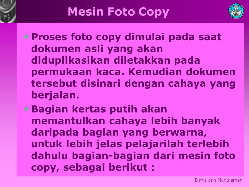 Mesin Foto Copy
