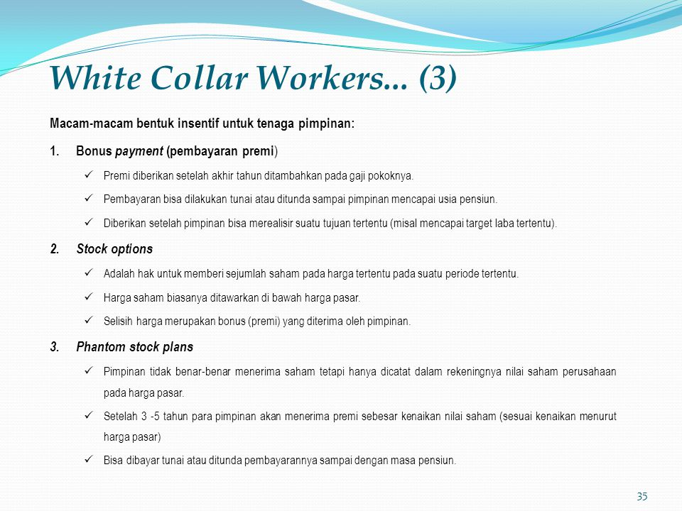 White Collar Workers... (3)