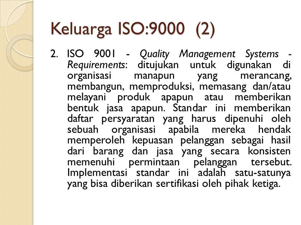 Keluarga ISO:9000 (2)