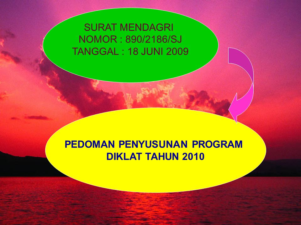 PEDOMAN PENYUSUNAN PROGRAM