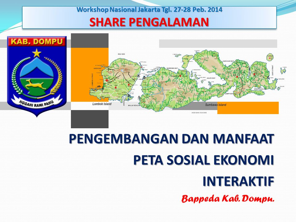 Workshop Nasional Jakarta Tgl. 27-28 Peb. 2014