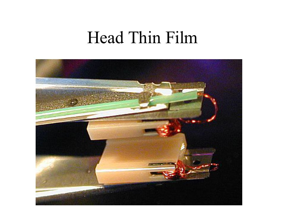 Head Thin Film