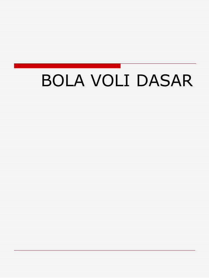 BOLA VOLI DASAR