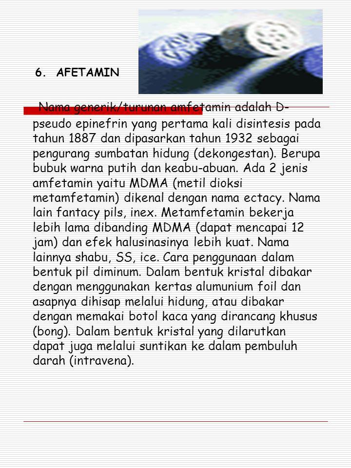 6. AFETAMIN