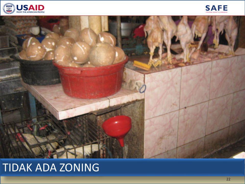 TIDAK ADA ZONING
