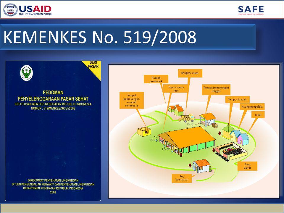 KEMENKES No. 519/2008