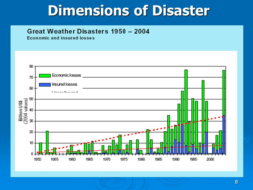 Dimensions of Disaster