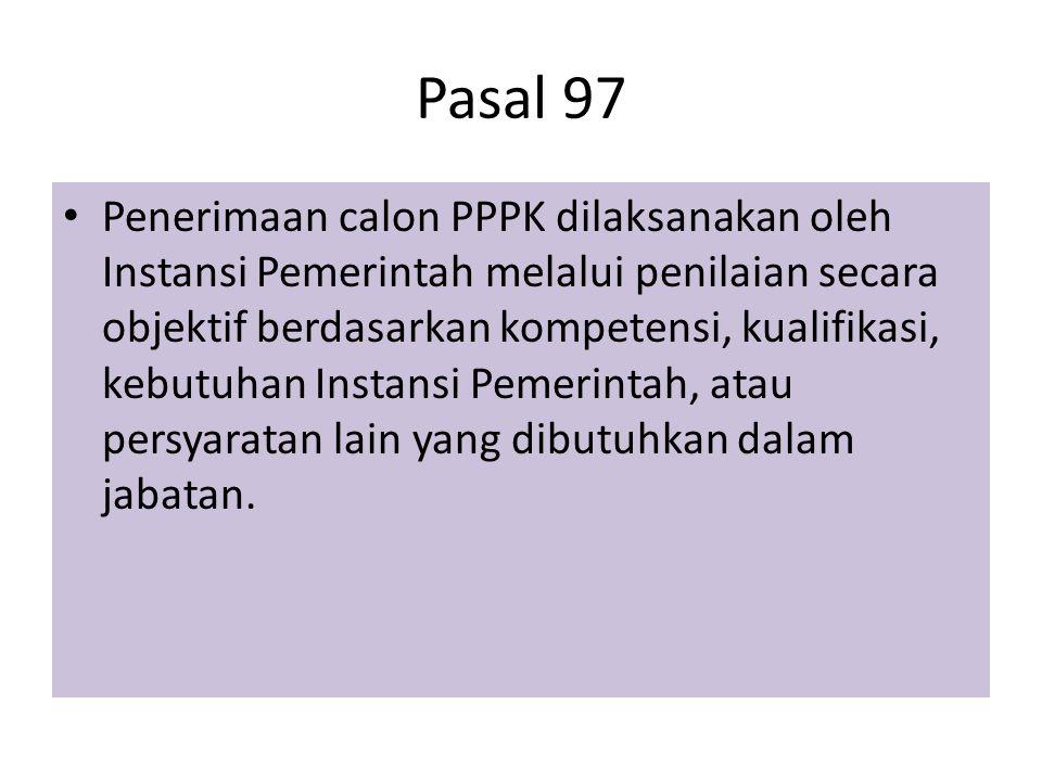 Pasal 97