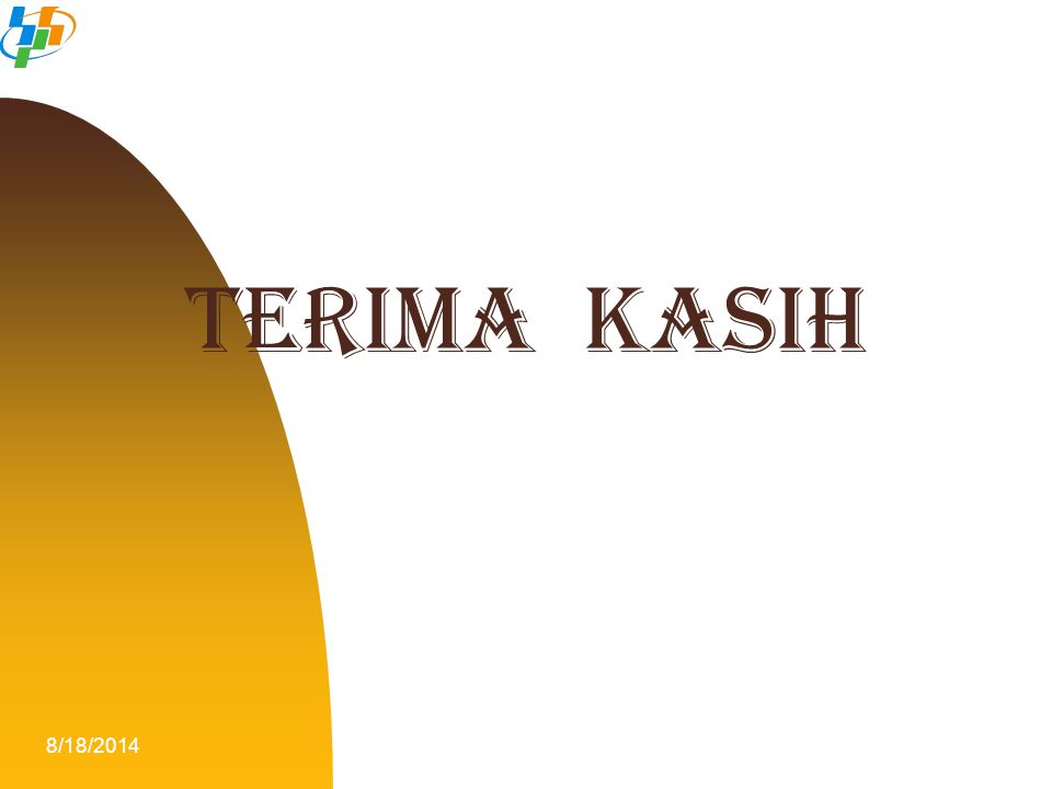TERIMA KASIH 4/5/2017