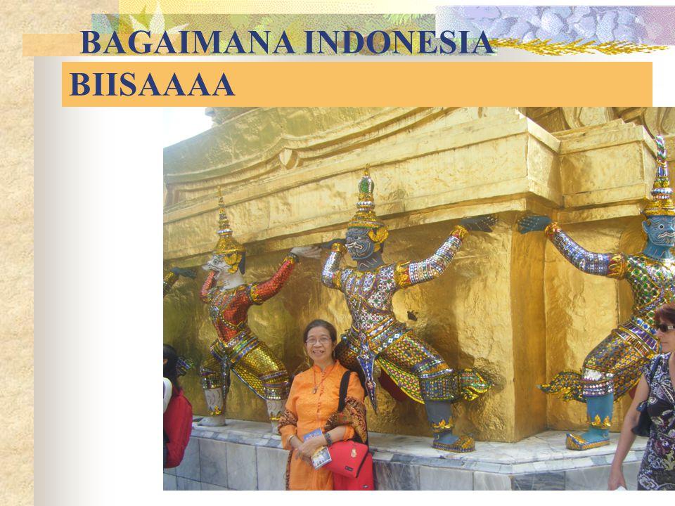 BAGAIMANA INDONESIA BIISAAAA