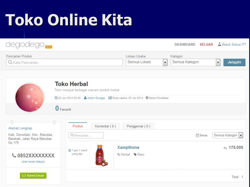 Toko Online Kita