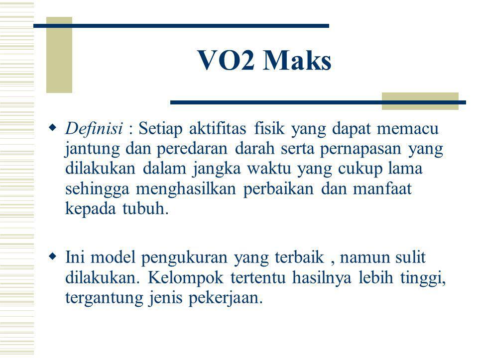 VO2 Maks