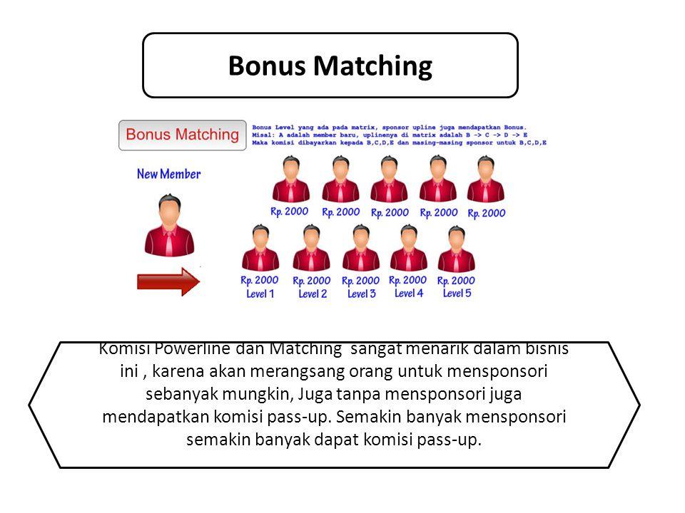 Bonus Matching