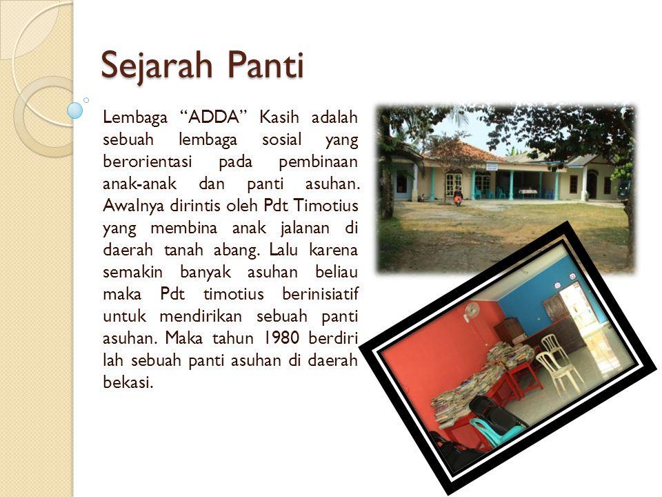 Sejarah Panti