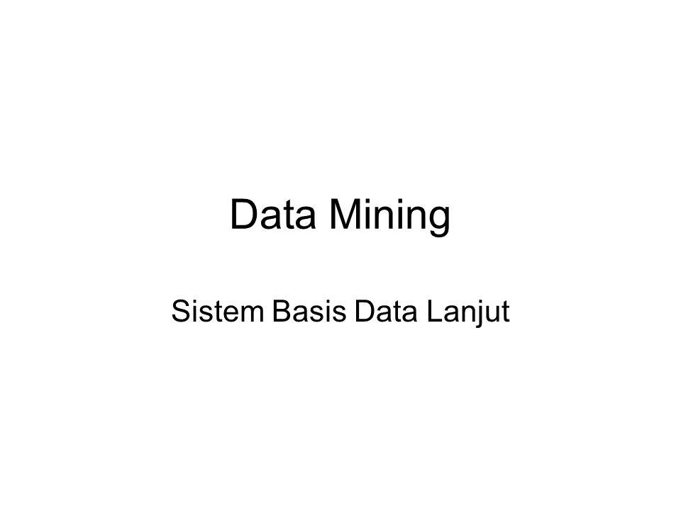 Sistem Basis Data Lanjut