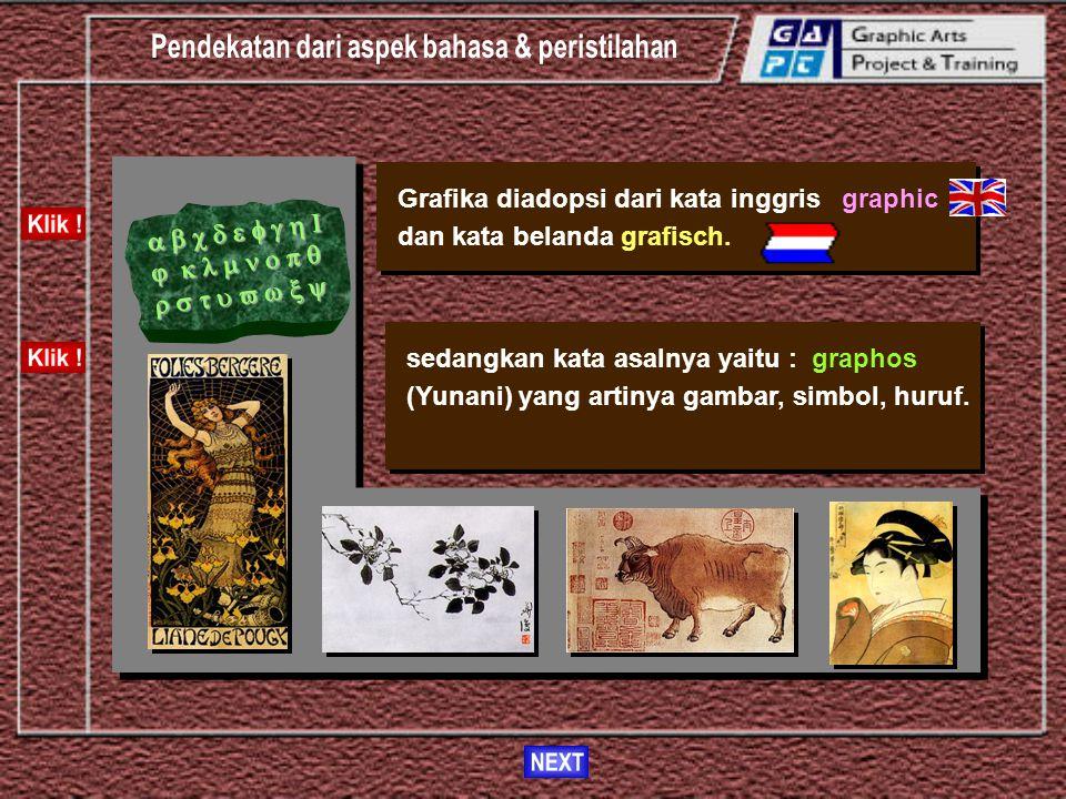 Pendekatan dari aspek bahasa & peristilahan