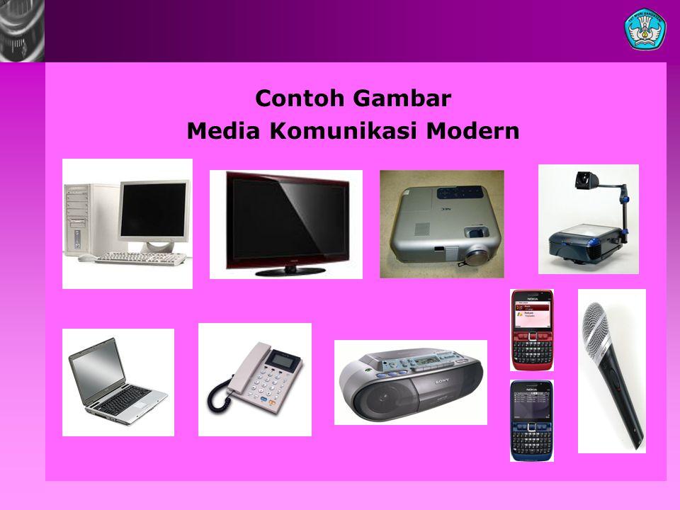 Media Komunikasi Modern