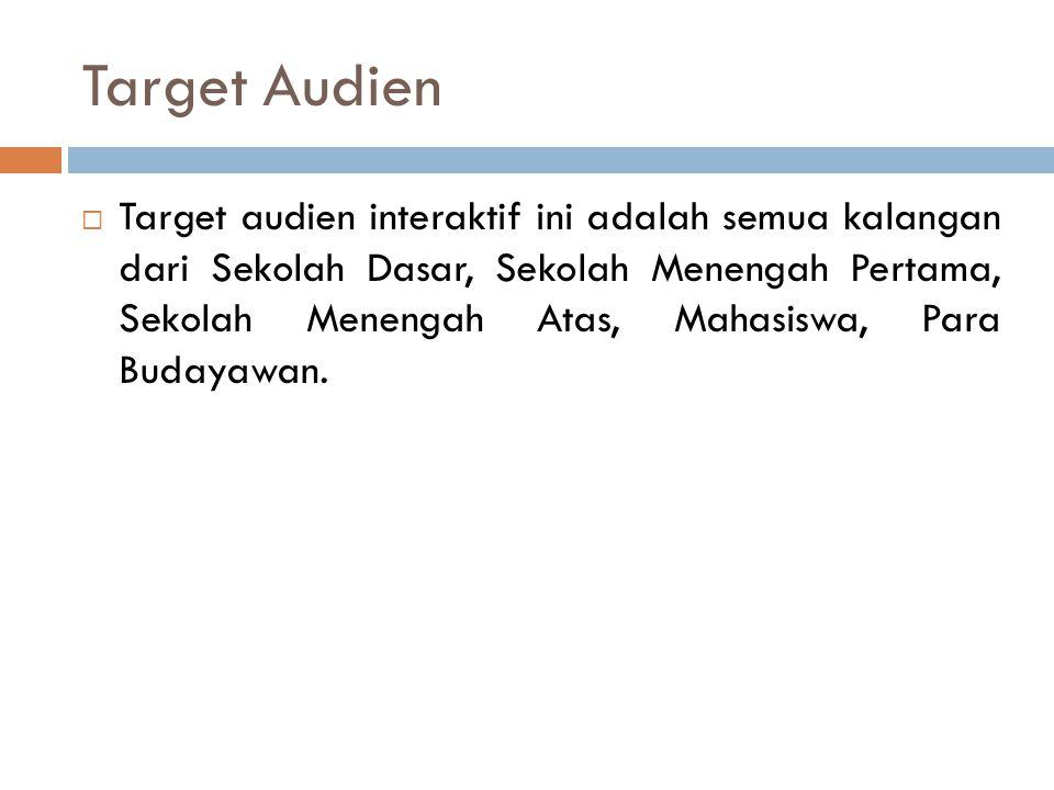 Target Audien