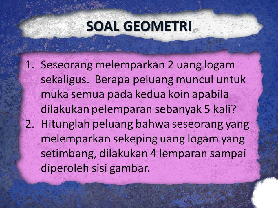 SOAL GEOMETRI