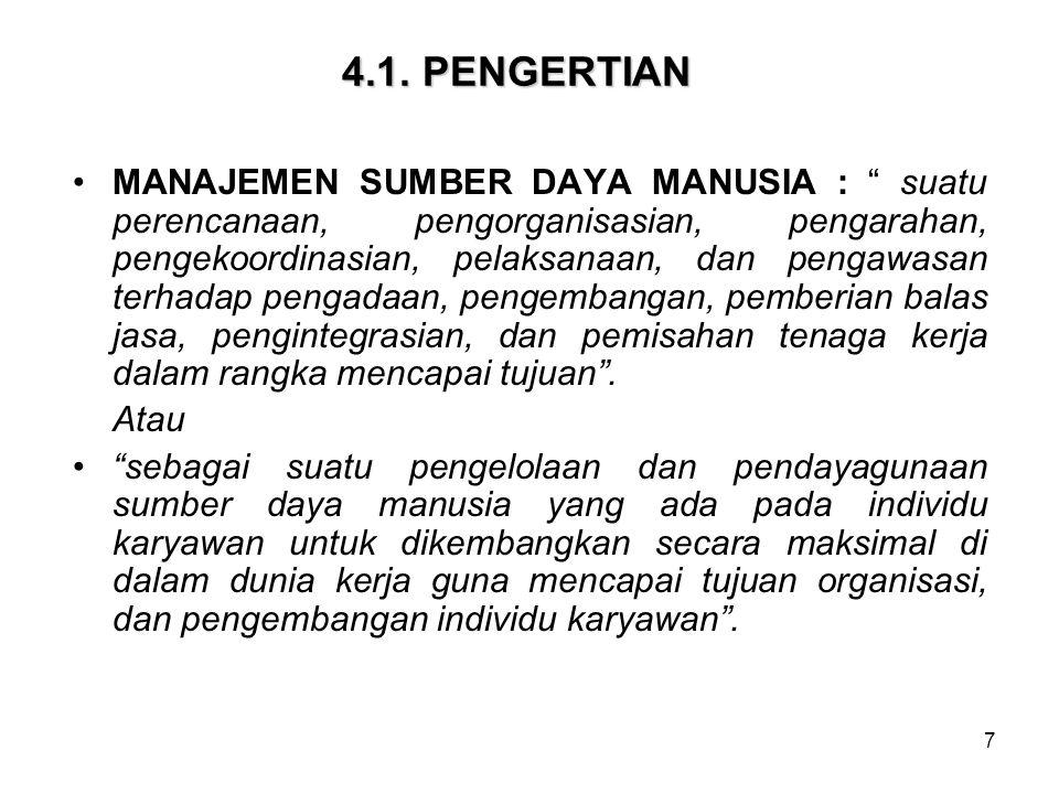 4.1. PENGERTIAN