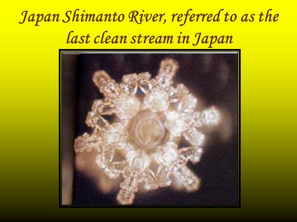 Japan Shimanto River, referred to as the last clean stream in Japan