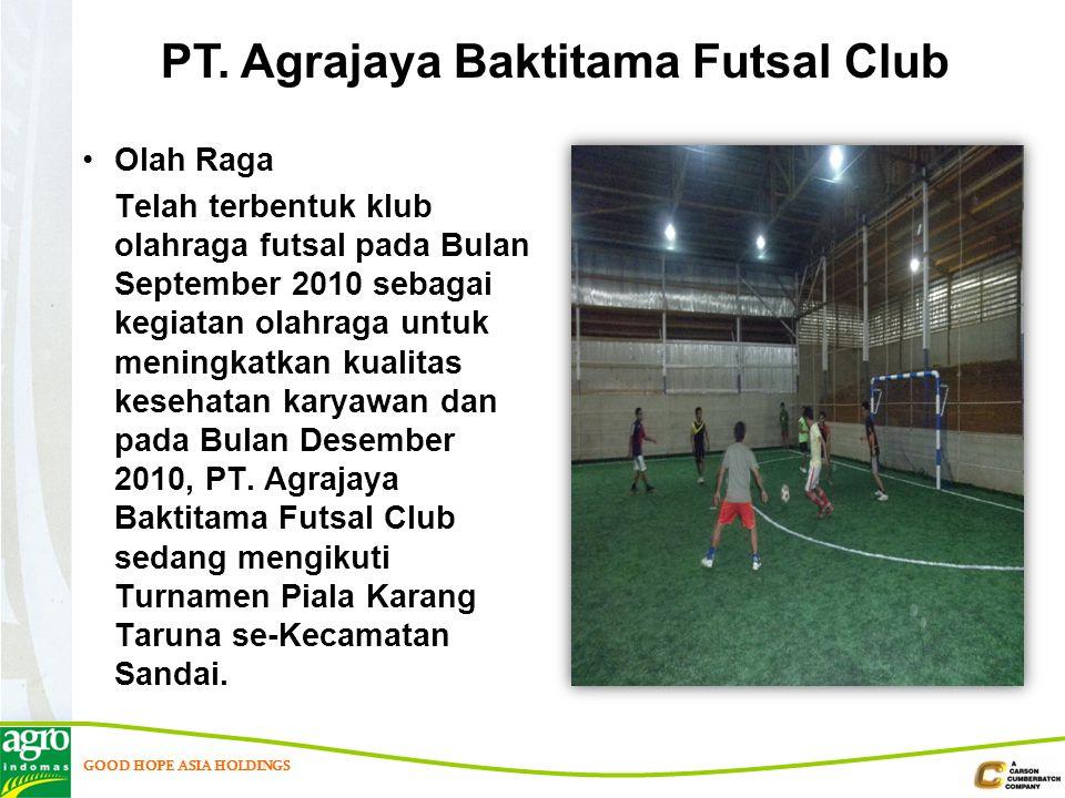 PT. Agrajaya Baktitama Futsal Club