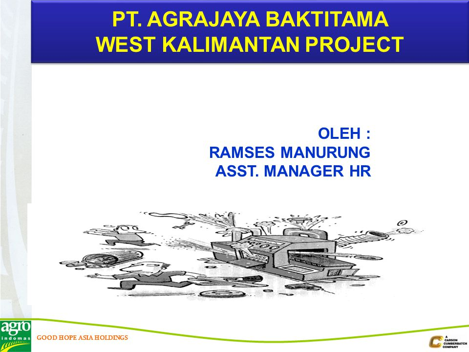 WEST KALIMANTAN PROJECT
