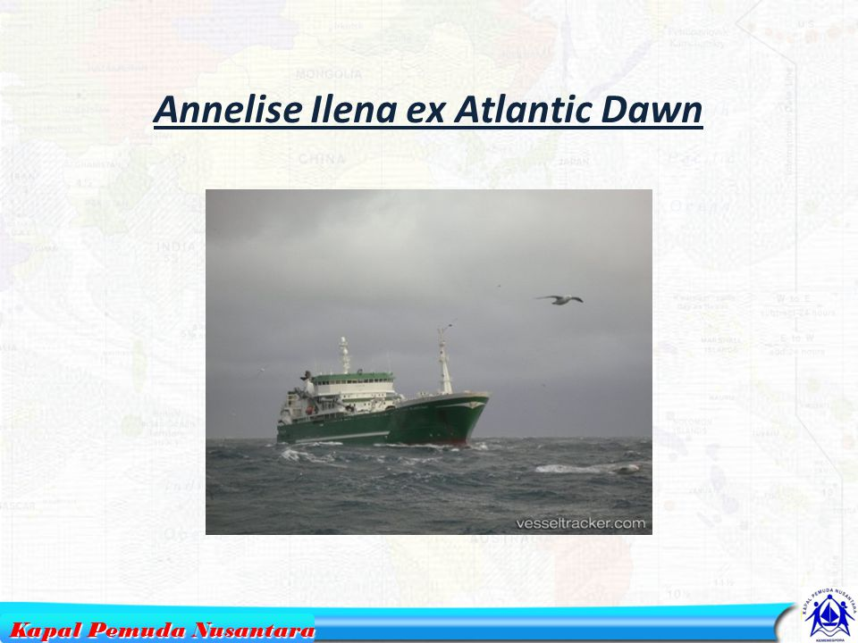 Annelise Ilena ex Atlantic Dawn