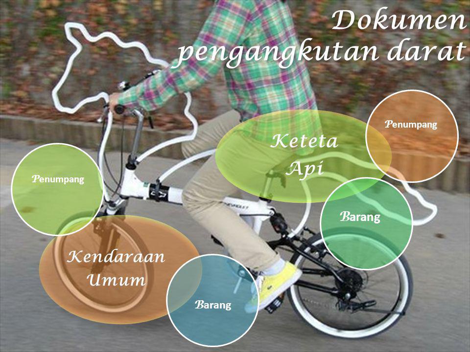 Dokumen pengangkutan darat