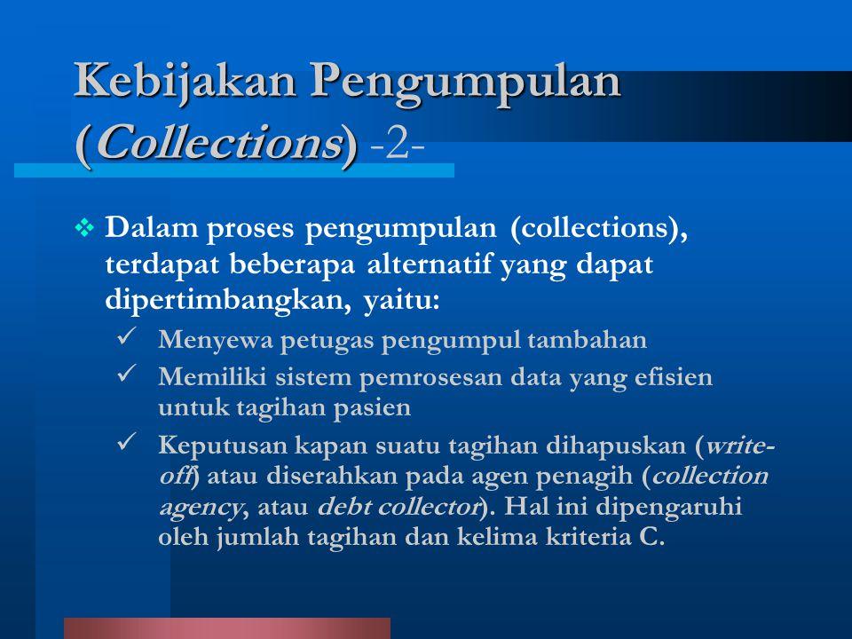 Kebijakan Pengumpulan (Collections) -2-