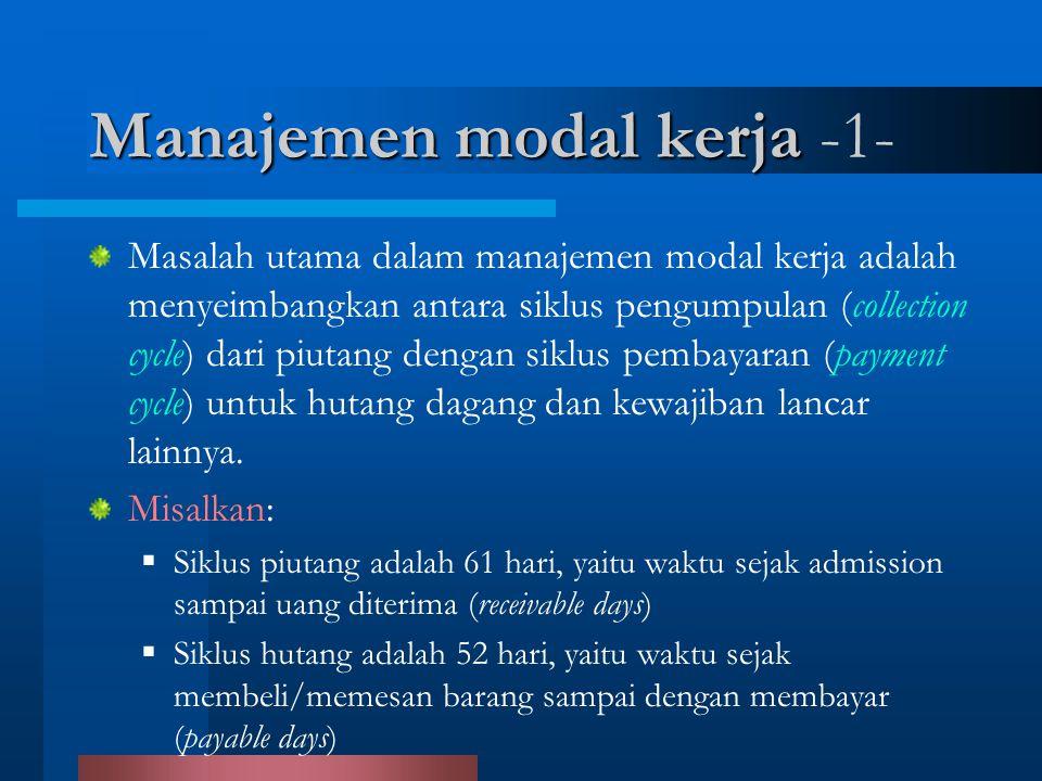 Manajemen modal kerja -1-