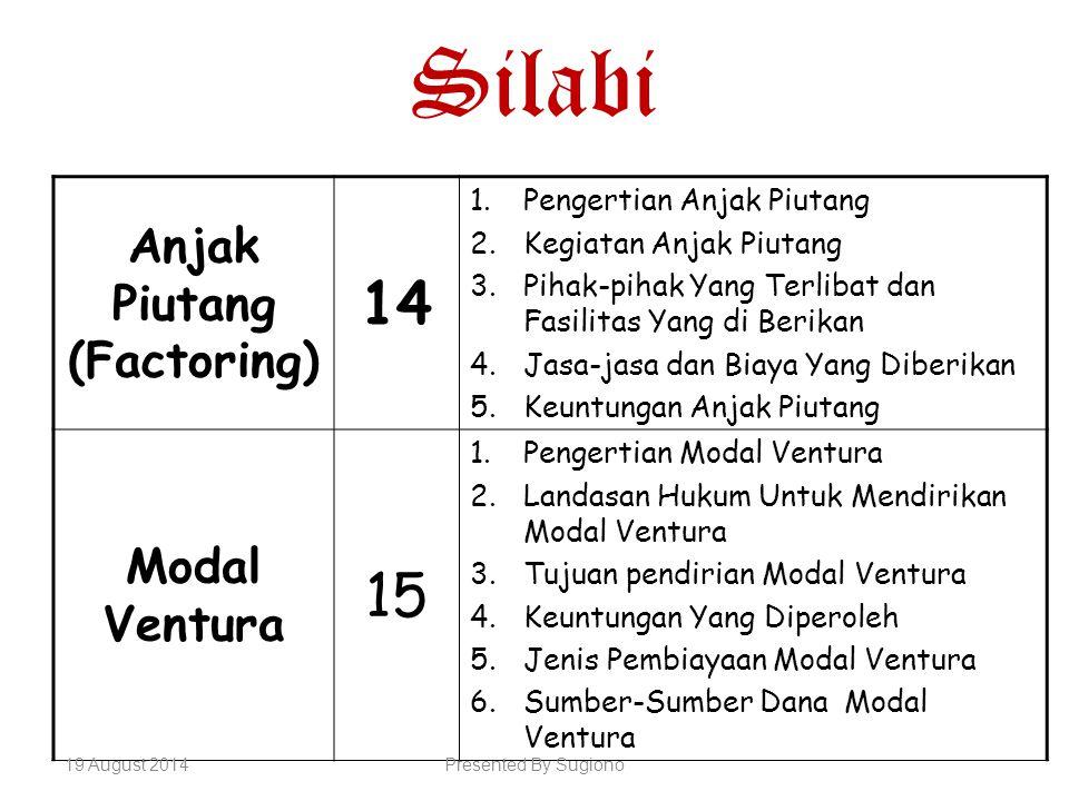 Anjak Piutang (Factoring)