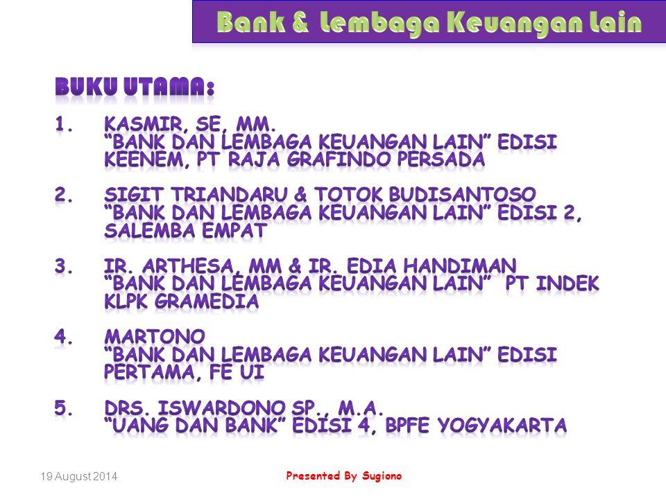 Bank & Lembaga Keuangan Lain