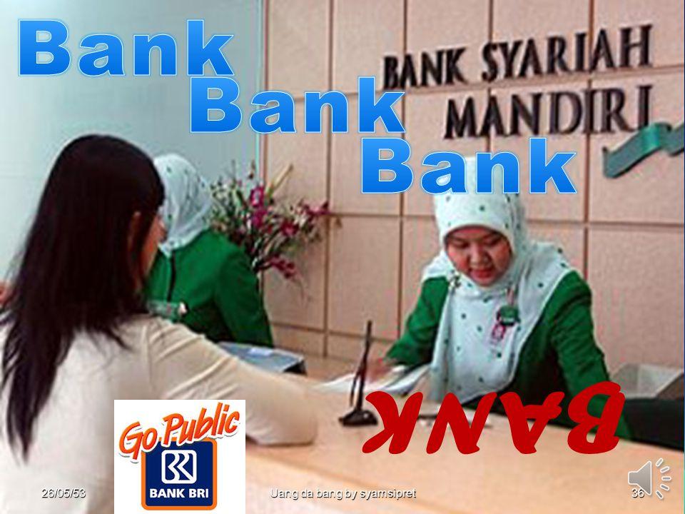 BANK Bank Bank Bank 26 Mei 2010 26/05/53 26.Mei,2010