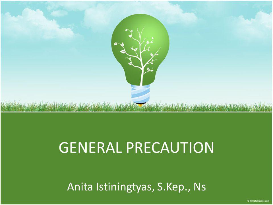 Anita Istiningtyas, S.Kep., Ns