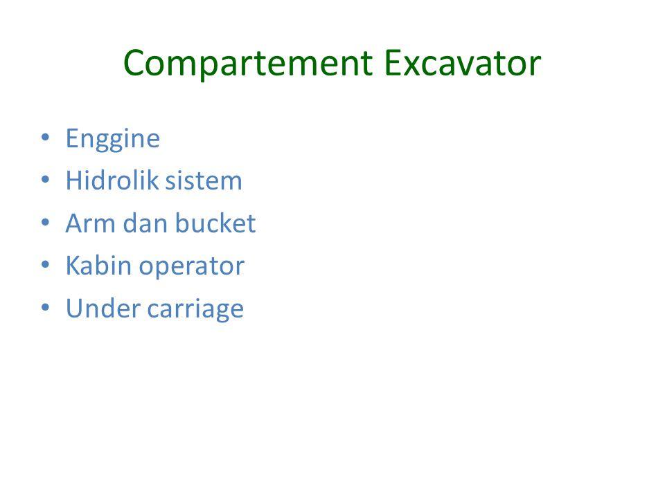 Compartement Excavator