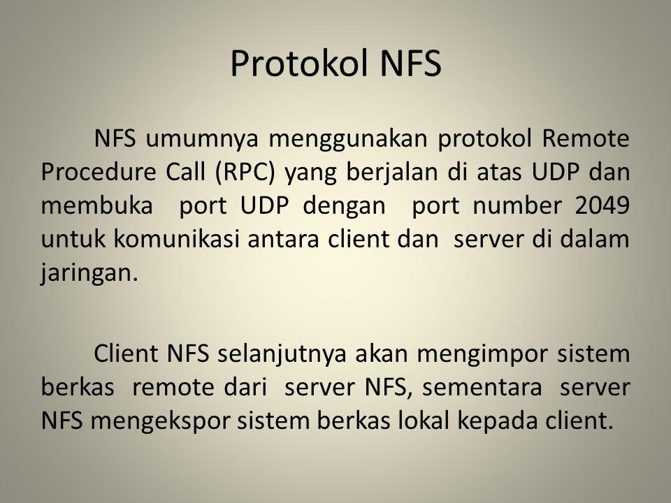 Protokol NFS