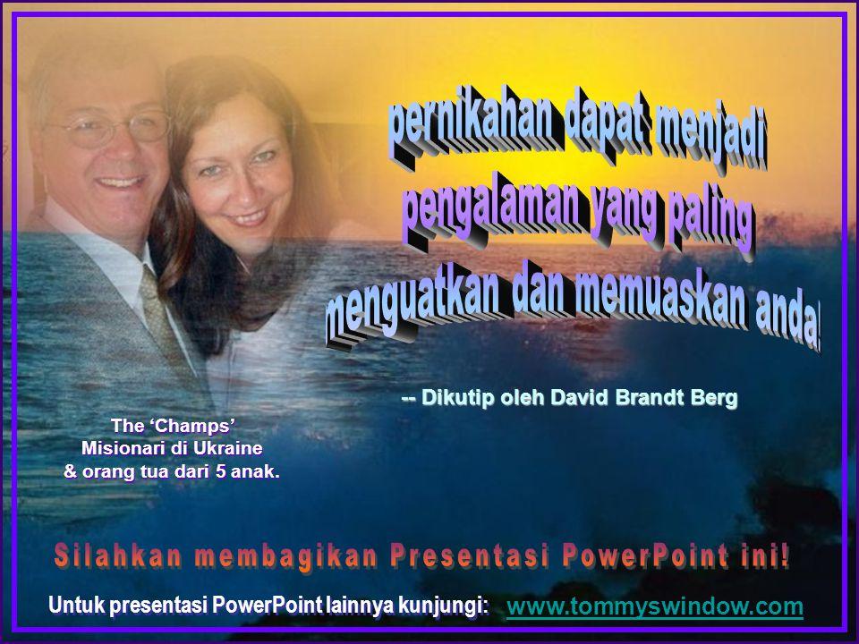 Silahkan membagikan Presentasi PowerPoint ini!