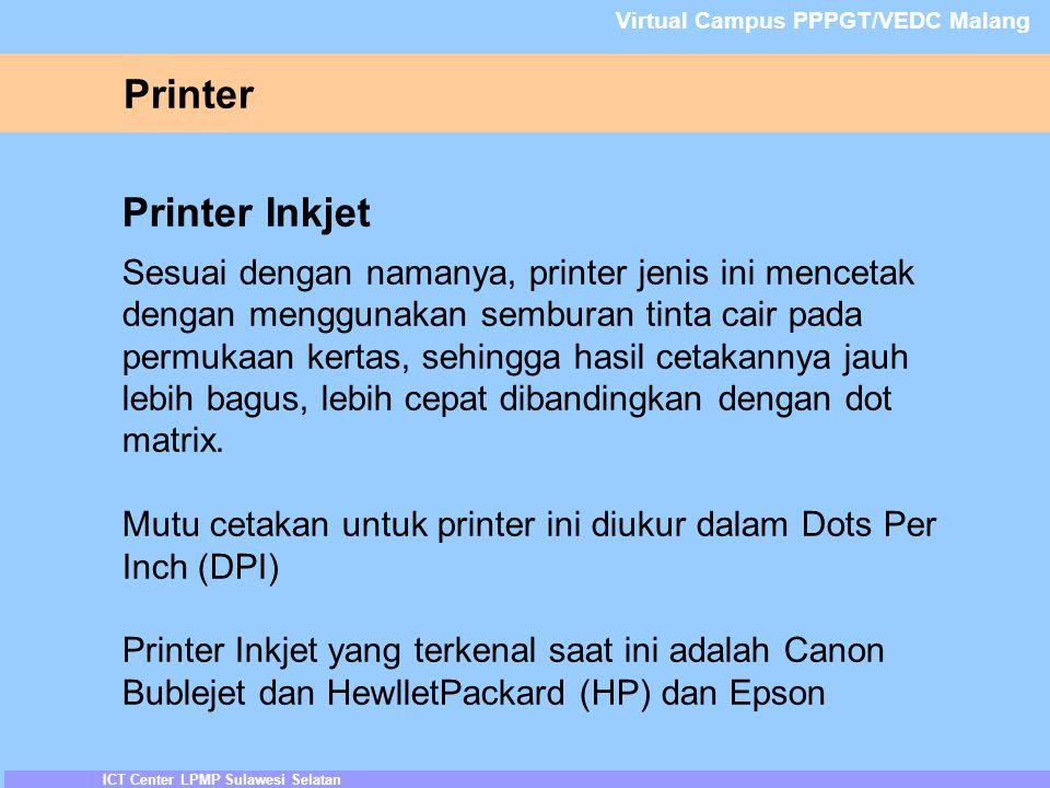 Printer Printer Inkjet