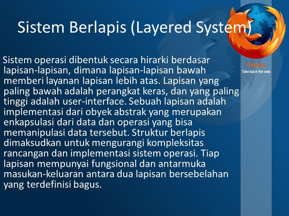Sistem Berlapis (Layered System)