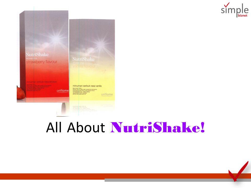 All About NutriShake! Yippie! Akhirnya NutriShake masuk ke Indonesia! Siap untuk tahu lebih banyak tentang NutriShake