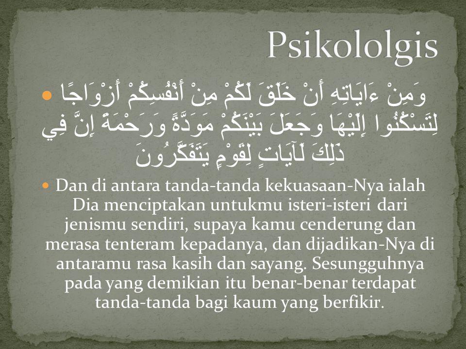 Psikololgis