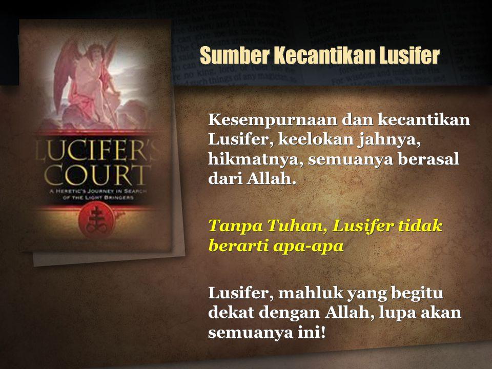 Sumber Kecantikan Lusifer