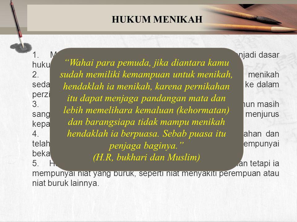 (H.R, bukhari dan Muslim)