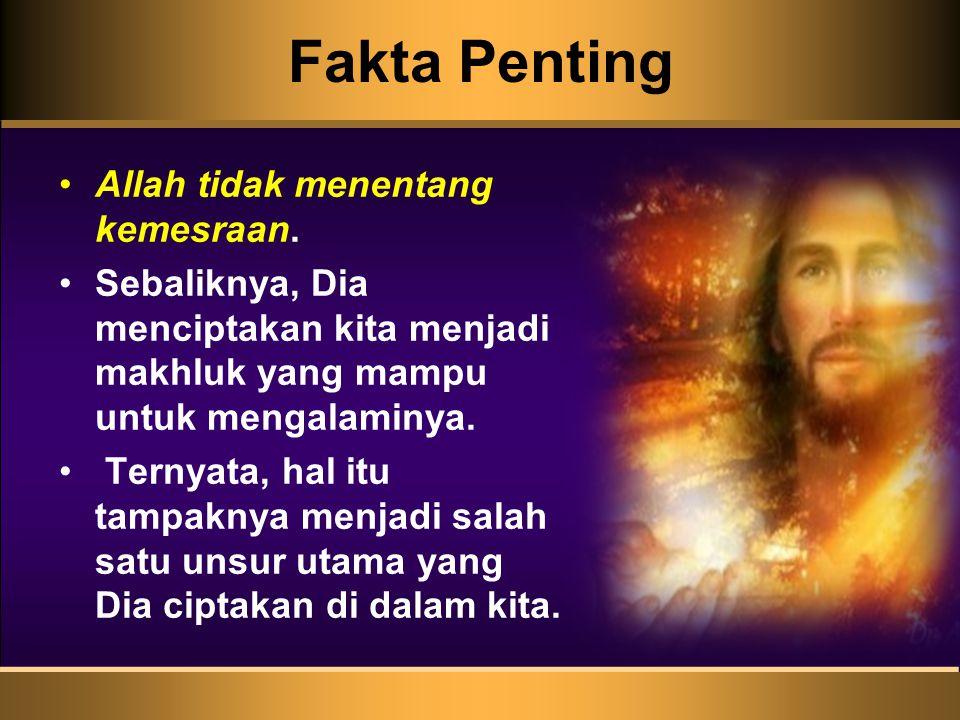 Fakta Penting Allah tidak menentang kemesraan.