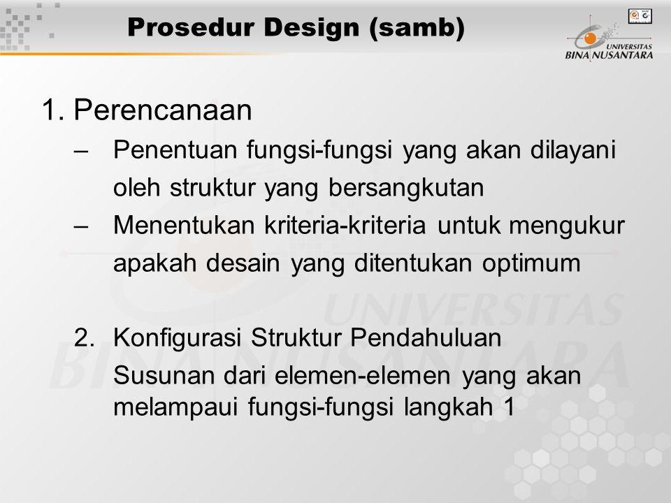 Prosedur Design (samb)